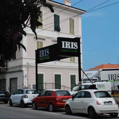 Iris Idroterm – Nuova apertura a Sanremo!