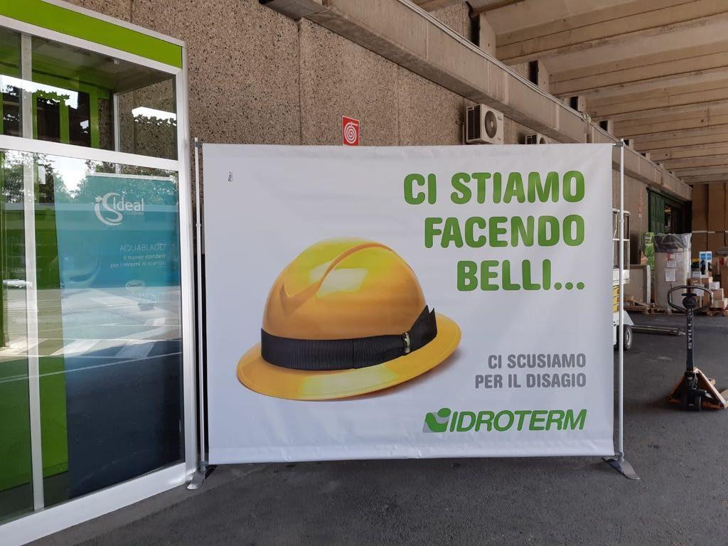 In Magazzino a Cuneo… CI STIAMO FACENDO BELLI!