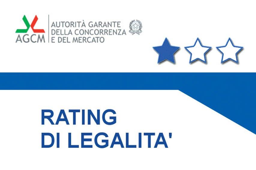 Riconoscimento del rating di Legalità per Idroterm