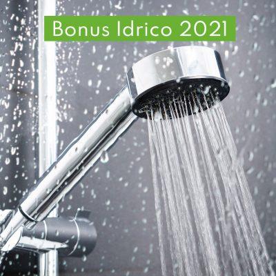 Bonus Idrico 2021: tra gli interventi compresi anche le opere idrauliche e murarie collegate
